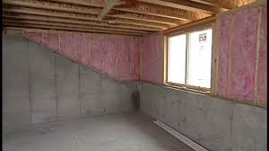 framing a basement wall. Uncategorized Framing Basement Walls Amazing How To Prevent Moisture Damage In A Wall Picture For