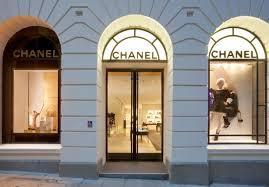chanel storefront. @chanel store in melbourne, #blindsbypetermeyer chanel storefront