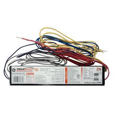 ge 120 to 277 volt electronic ballast for 4 ft 2 lamp t12 fixture 120 to 277 volt electronic dimming ballast for 2 or 1 lamp t8