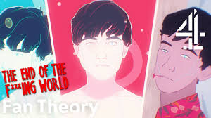 Fan Design Theory The End Of The World Fan Theory What If James Is Actually A Clone