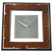 adina wooden wall clock cl15 a5087