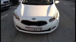 Kia Ceed Daytime Running Lights Kia Ceed 1 6 Crdi Problem With Led Headlights