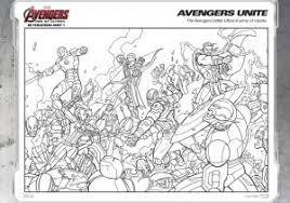 Scarica E Stampa Avengers Infinity War Da Colorare Disegni Da