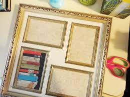 Framed Dry Erase Board The Lovely Side Framed Dry Erase Board Diy