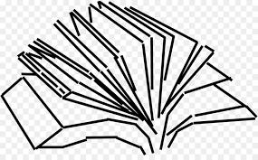 flip book clip art book