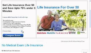 Online Life Insurance Quotes No Medical Exam Fascinating Life Insurance Quotes Over 48 Friendsforphelps