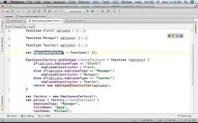 Javascript Patterns Magnificent Factory Design Pattern In JavaScript YouTube