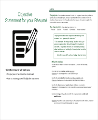 job resume objective statement resume objective statment