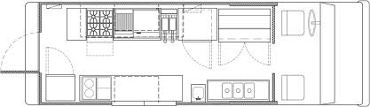 food truck floor plans. Example Large Catering Truck Plan Food Floor Plans