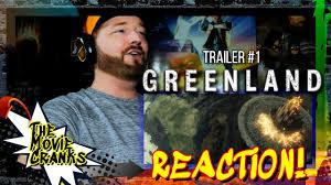 Greenland (2020) Official Trailer - Gerard Butler | REACTION