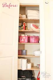 linen closet organization great diy post showing how to organize to maximize a small space