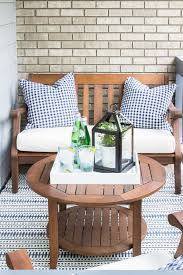 furniture for small patio. how to decorate a small patio youu0027ll love furniture for