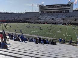 Vanderbilt Stadium Section U Rateyourseats Com