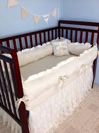 pink minky crib sheet