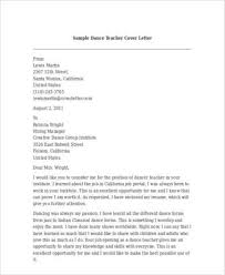 Writing Lab Report Petros Realty Dance Instructor Cover Letter