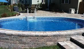 Inground pool Enclosed Semiinground Inground Pools Clarksville Custom Pool Builder Nashville