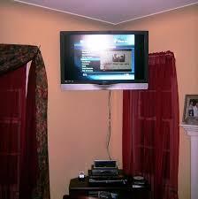 image of tv corner wall mounts