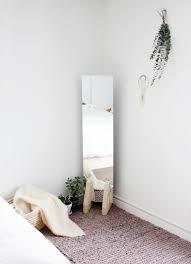Diy Mirror Diy Minimal Floor Mirror A The Merrythought