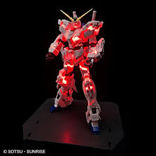 Best Buy Bandai Rg 1 144 Unicorn Gundam Destroy Mode