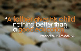 quotes by holy prophet s a w that will make you a better  the holy prophet s a w always emphasized on education both for men