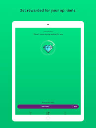 surveymonkey rewards on the app