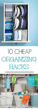 bathroom drawer organization:  cheap organizational hacks you need to know cut up shoe boxes as drawer organizers