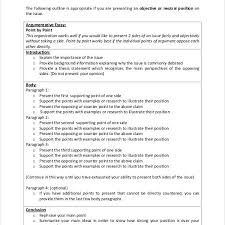Essays Introduction Examples 9 Argumentative Essay Examples Sample Templates Within
