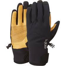Rab Glove Size Chart Rab Velocity Glove Black