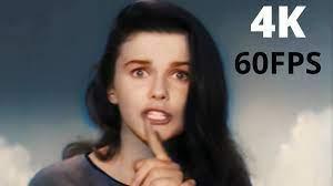 """4k, 60fps] Ann-Margret - """"Mack The Knife"""" Screen Test 1961   Colorized -  YouTube"""