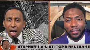 Ryan Clark Wanted to Fight Stephen A. Smith