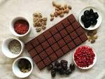 Шоколадные конфеты с буквами 137