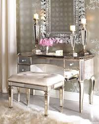 modern mirrored makeup vanity. Vanity Table With Lighted Mirror Makeup Lights Cheap Walmart Bedroom Drawers Light Bulbs Flip Top Desk Ikea Storage Modern Mirrored