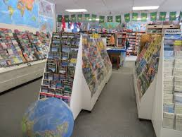 Maps Of Everywhere At The Chart Map Shop Picture Of The