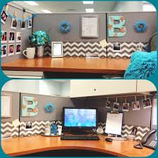 DIY desk glam! Give your cubicle, office, or work space a makeover for. Cubicle  IdeasDecorating ...