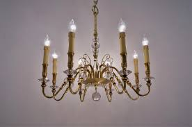 image of french chandelier innovative