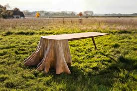 tree stump furniture. Thomas De Lussac Tree Stump Furniture E