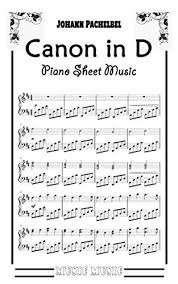 Start your review of canon in d pachelbel easy piano sheet music. Pachelbel S Canon In D Piano Sheet Music Kindle Edition By Music Music Arts Photography Kindle Ebooks Amazon Com