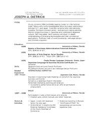 Resume Format On Microsoft Word 2007 – Resume Sample Web