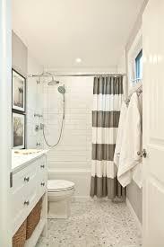 white shower curtain bathroom. Beach Themed Bathroom Shower Curtains Traditional With White Subway Tiles Over Tub Curtain