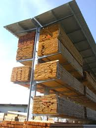 cantilever racking for outdoors