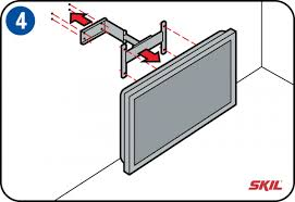 how to wall mount a flat screen tv