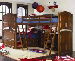 Bedroom: Bunk Bed With Desk Underneath | Bunk Beds With Desk ...