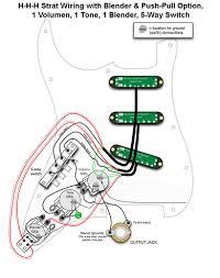 hhh strat wiring diagram most uptodate wiring diagram info • h h h strat wiring blender push pull option so richtig rh musiker board de fender strat wiring diagram strat guitar wiring diagram