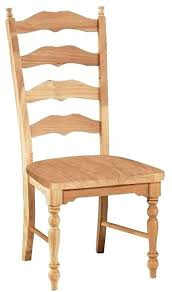 unfinished wood dining room chairs unfinished dining room chairs c chair with wood set 2 pack