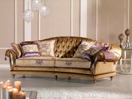 classic sofa designs. Classic Sofa / Velvet 2-person - ETOILE-RING Designs