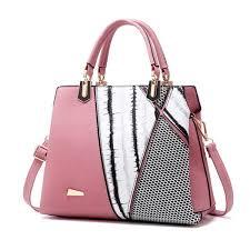 tote bag shoulder strap top handle leather tote