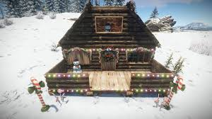 Rust Christmas Lights Rust Christmas Content Update 2018 Presents Decorations