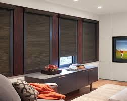 motorized blackout shades. Outstanding Motorized Blackout Shades Houzz Inside Electric Remodel 16 O
