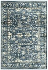 white and navy blue rug small blue rug navy blue and white rug 5x7
