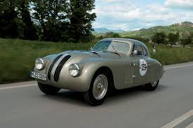 Beautiful Bmw Mille Miglia Coupe is one of favourite styles ...